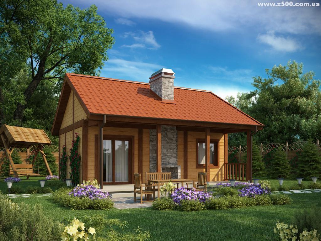 Дачные домики проекты фото
