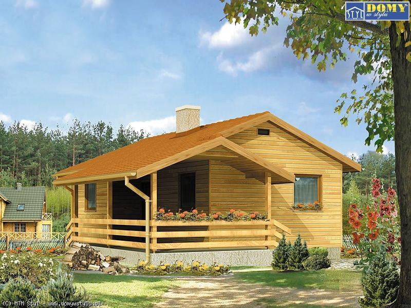 Фото Пристройка к деревянному дому