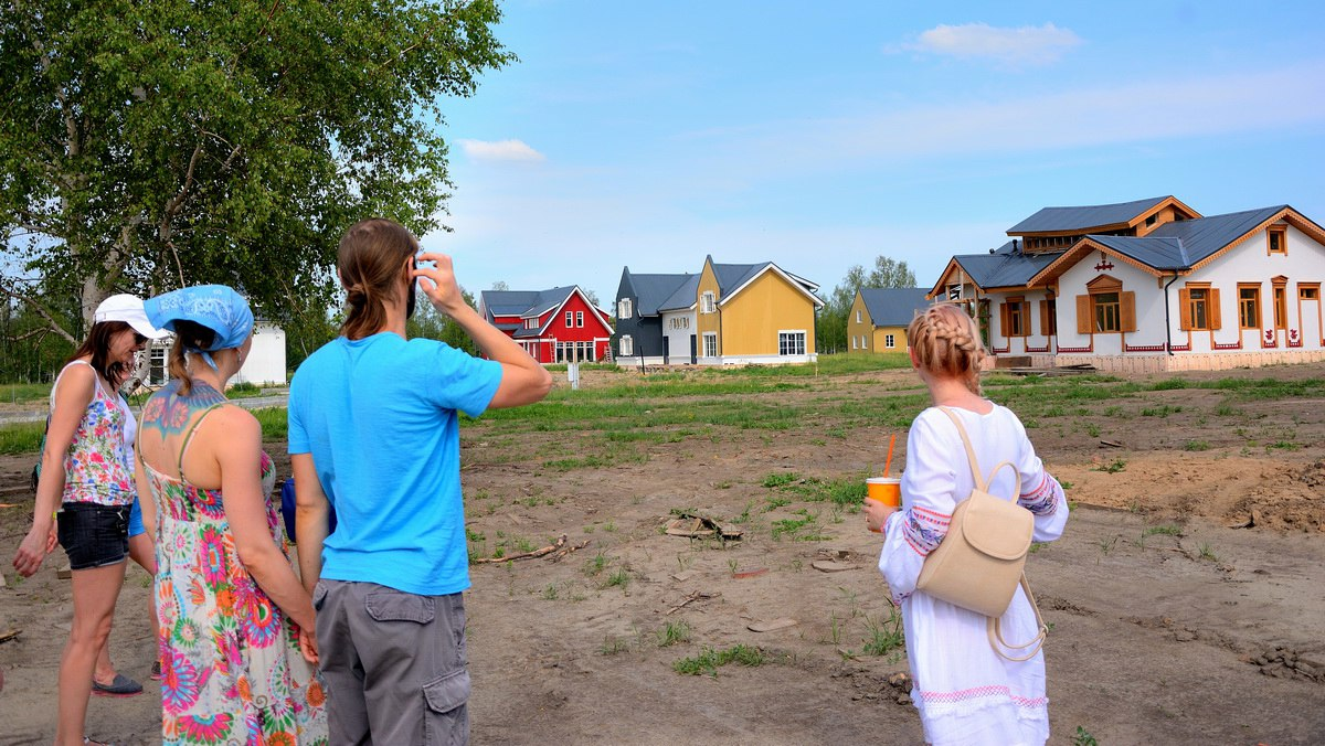 Отдых в деревне, руководство пользователя: 27 пунктов